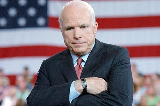 Маккейн клянчил у Чуркина деньги на президентскую кампанию