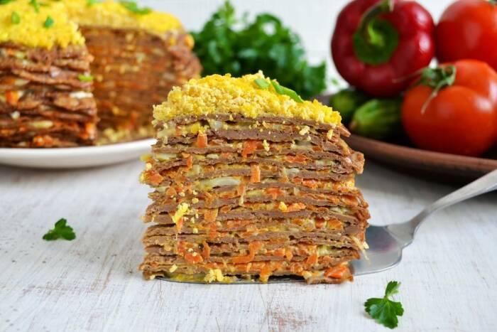 Вкусный торт для всей семьи.  Фото: depositphotos.com.
