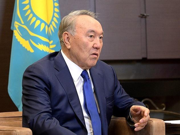 Назарбаев с официальным визитом прибыл в Вашингтон
