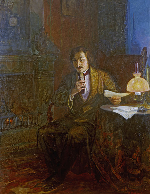 Тайны Гоголя: чего боялся и что скрывал великий писатель