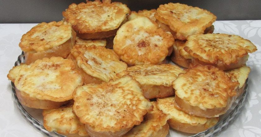 Чудо-пеньки из багета стали самой желанной закуской на столе и самым быстрым блюдом в меню.