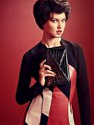 Линдси Виксон (Lindsey Wixson) в фотосессии Алекси Любомирски (Alexi Lubomirski) для журнала Vogue Russia (сентябрь 2014)
