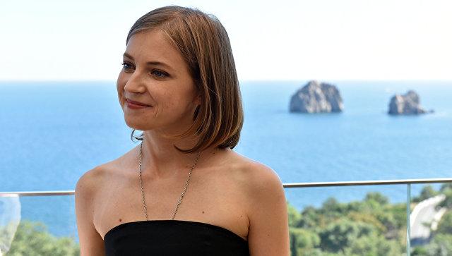 Поклонская прокомментировала участие в съёмках клипа о Крыме