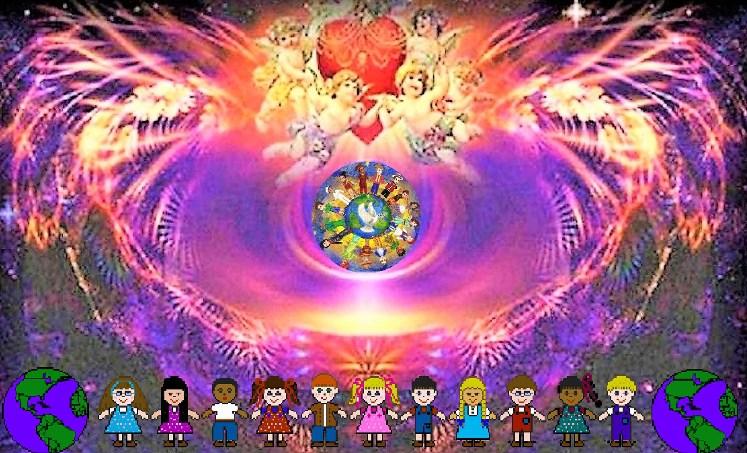 Божественный потенциал Детям Земли от 05.12.18г