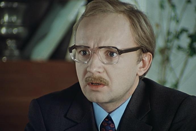 Андрей Мягков и его единственная