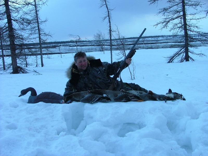 охота и рыбалка на севере республика коми
