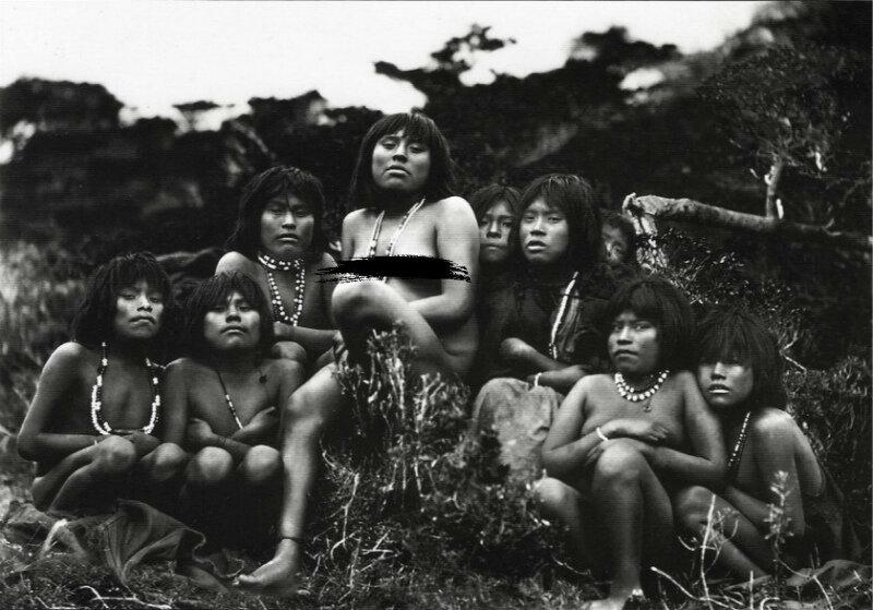 В —12° в чем мать родила или немного о жизни племени Ямана, аборигенов Огненной Земли