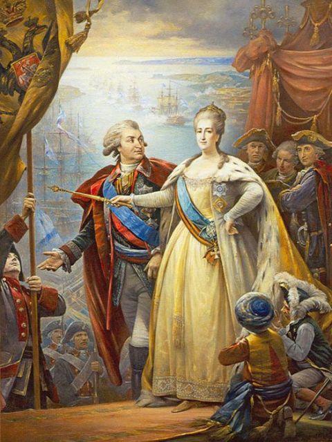 Когда Крым стал русским...
