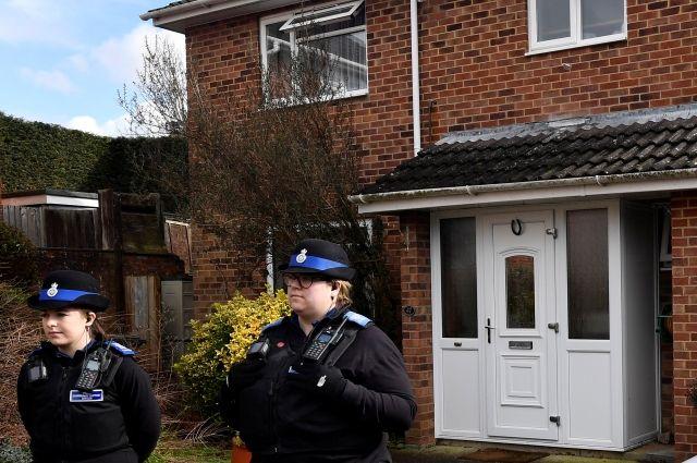 СМИ: полиция идентифицировала основных подозреваемых по «делу Скрипалей»