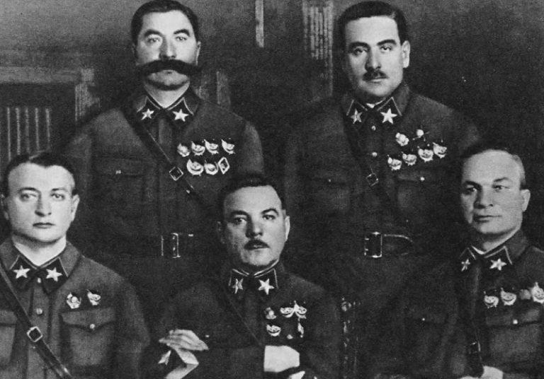 Зачем Сталин «чистил» Красну…