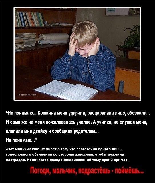 ДИСКРИМИНАЦИЯ МУЖЧИН - ПРОБЛ…