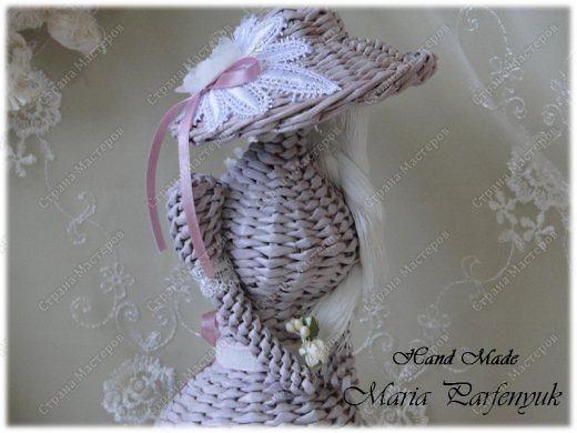 Очень красивые плетенки из газет от Марии Калининград (101) (520x390, 131Kb)