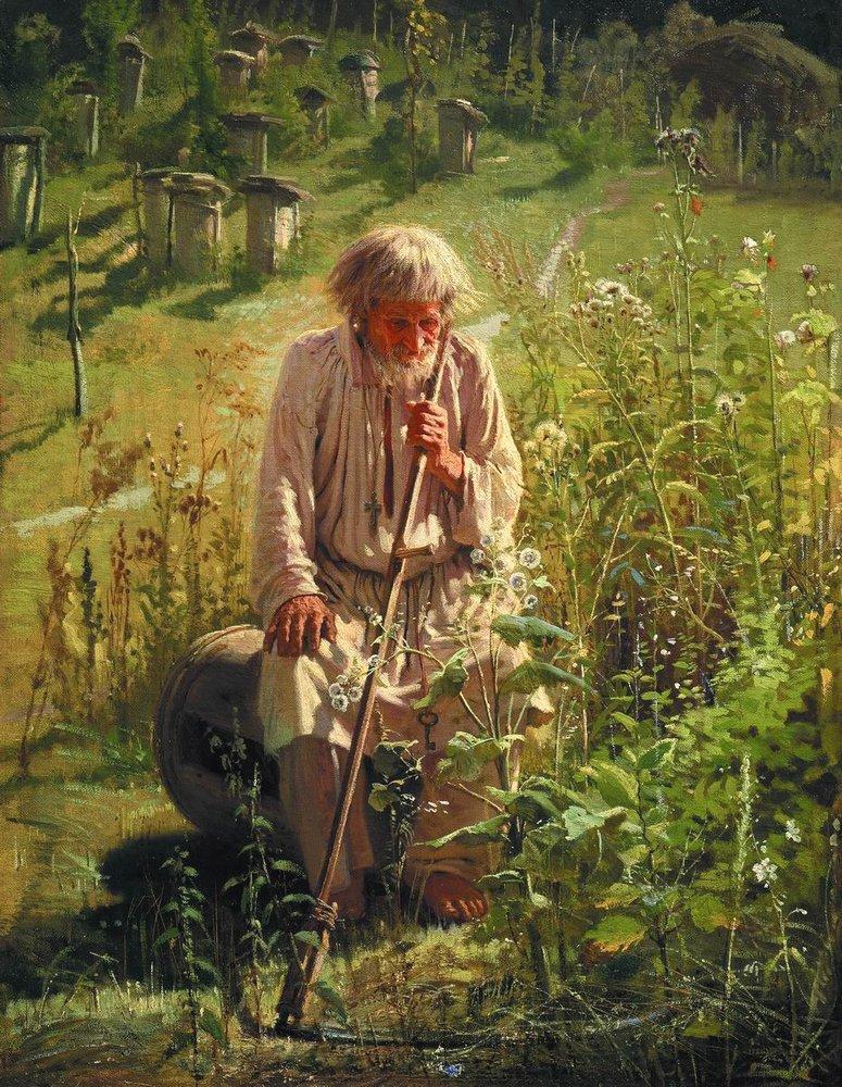 Картины Ивана Николаевича Крамского (2)