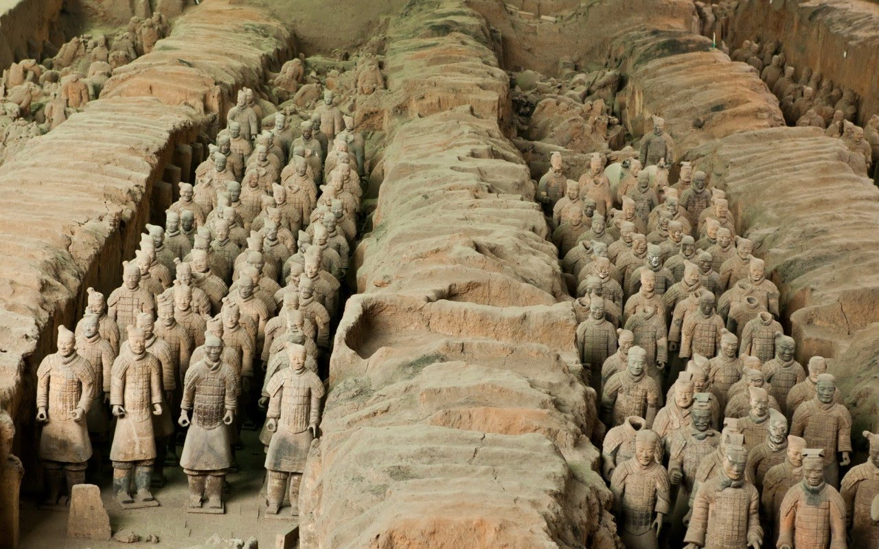 Запретная археология - шокирующие находки