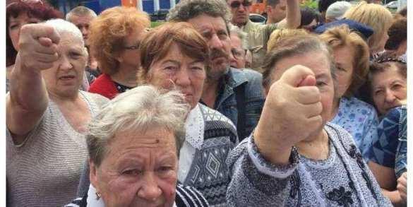 На Украине зафиксировали новый демографический спад