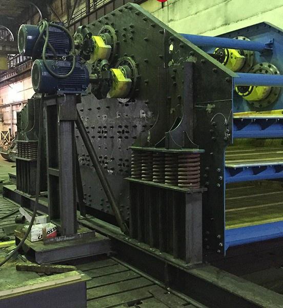 Горно обогатительное оборудование в Ноябрьск дробильный комплекс в Новотроицк