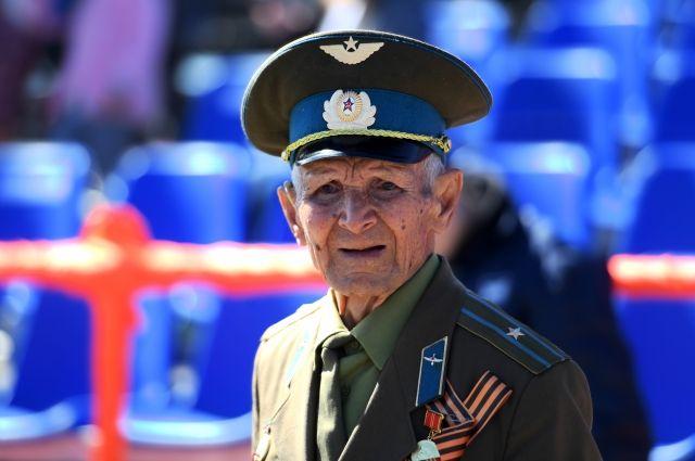 Ветераны ВОВ получат 44 тысячи рублей единовременно в 2019 году