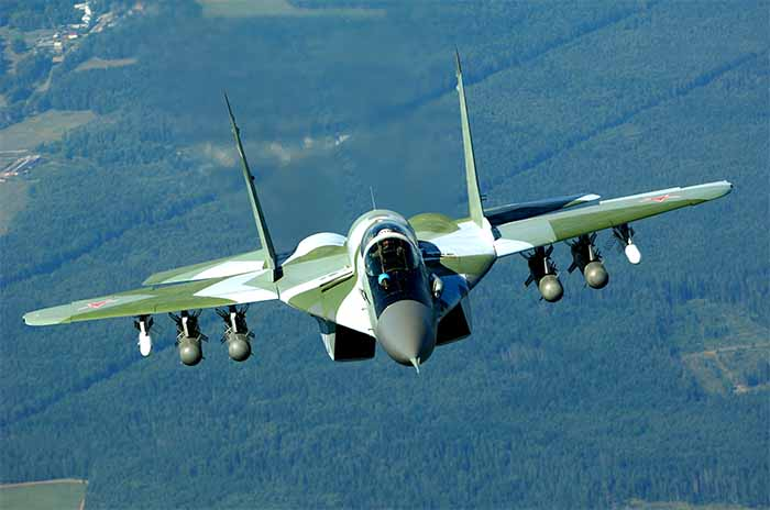 Ударная сила. Рожденный побеждать. Истребитель МИГ-29