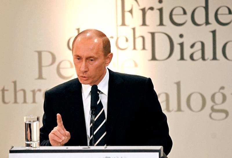 США не использовали свой последний шанс, данный Путиным
