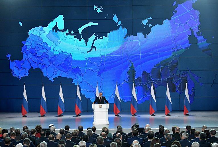 Фадеев: в послании Путина есть ответы на десятки волнующих граждан вопросов