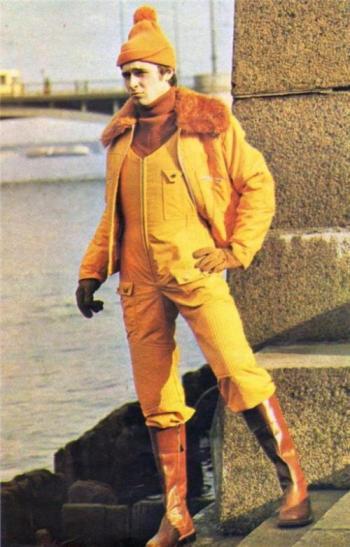 Советская мода - как это было