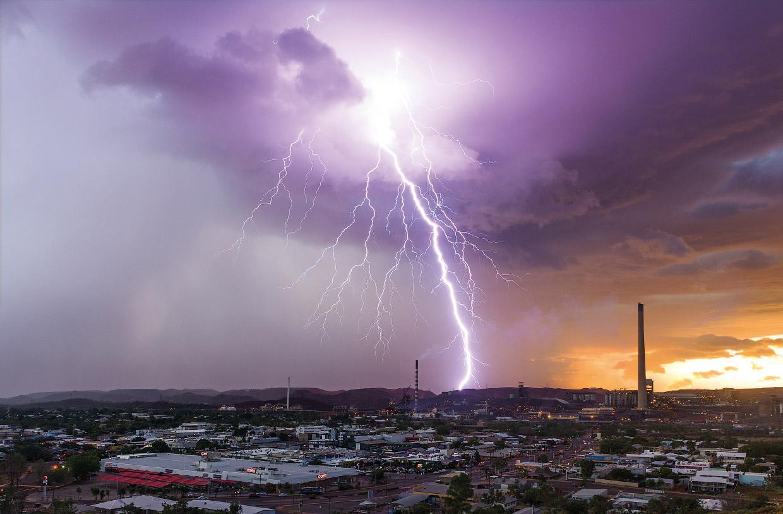 Австралийское бюро метеорологии представляет календарь на 2018 год