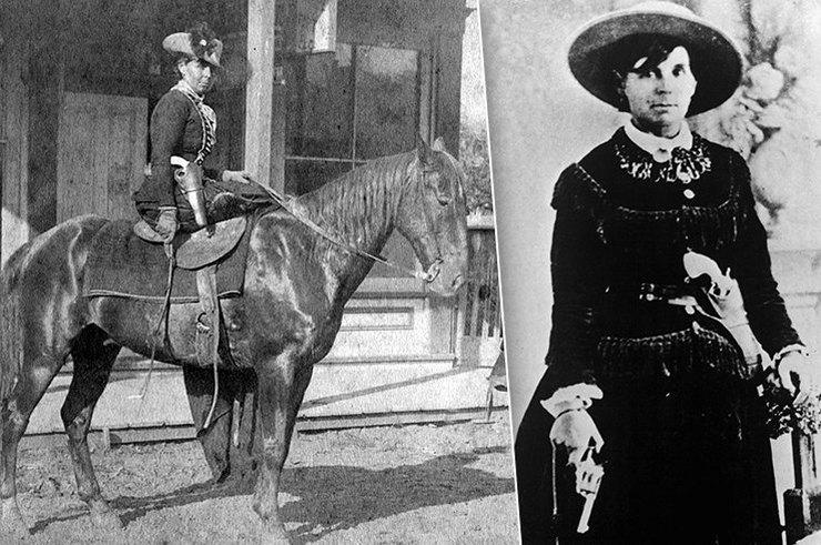 Белль Старр: королева бандитов Дикого Запада