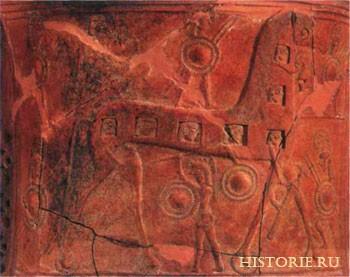 Древние цивилизации. Микенская культура и их города-крепости