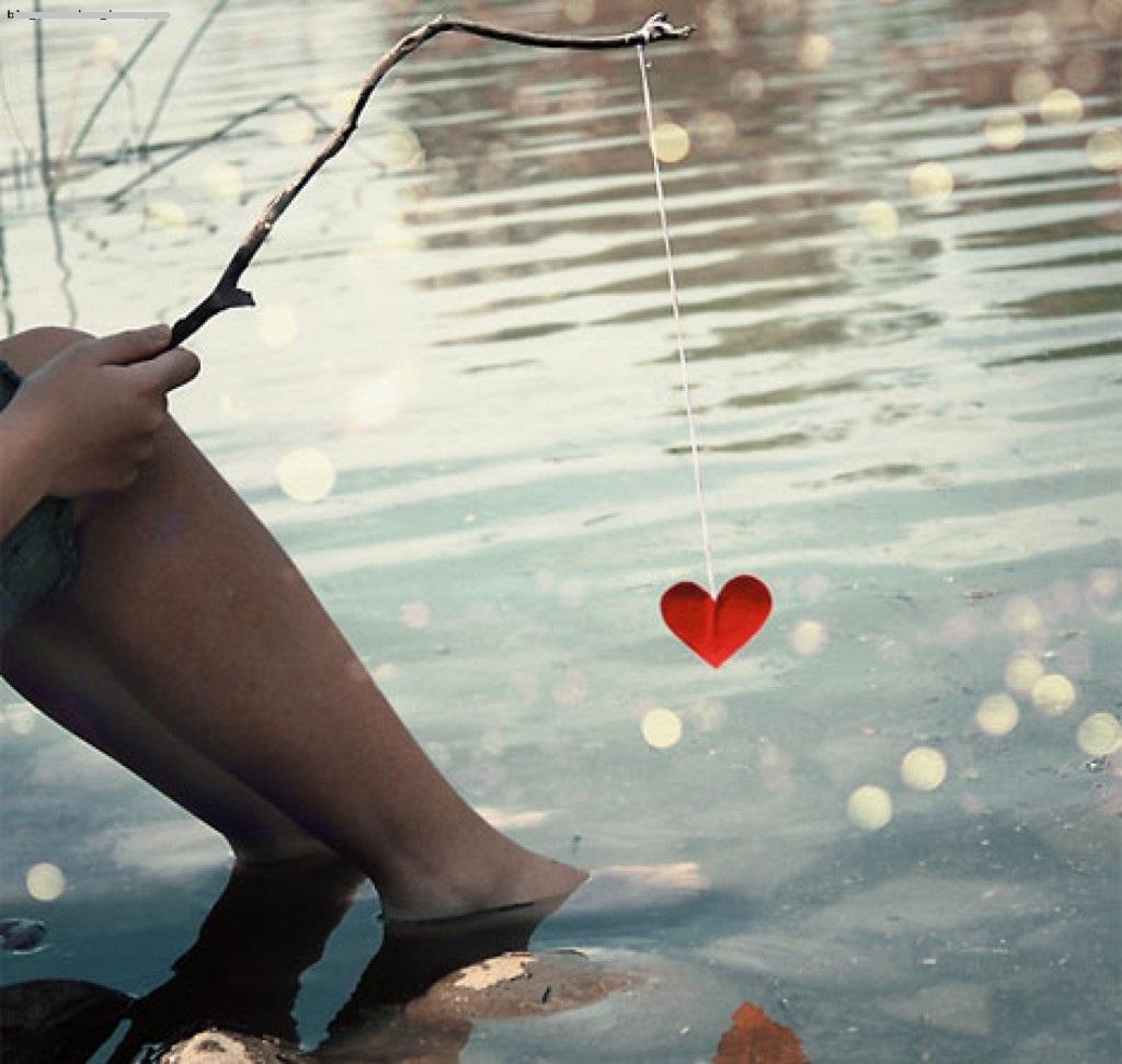 С чего начинается ЛЮБОВЬ к рыбалке...