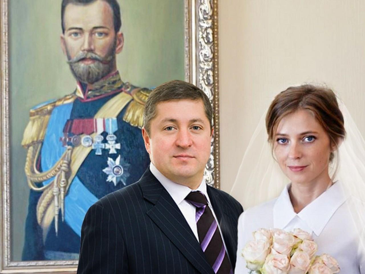 Наталья Поклонская с мужем ответили стихами Макаревичу на высказывание о Крыме