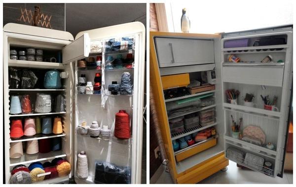 Организованное хранение в мастерской
