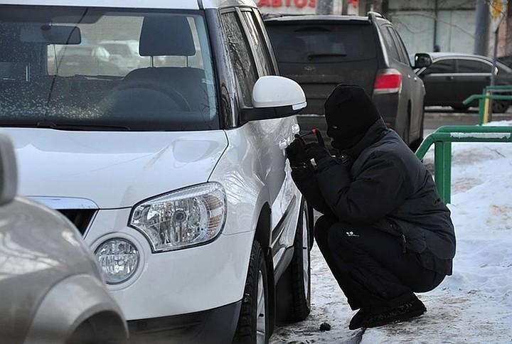 Страховщики назвали самые угоняемые машины
