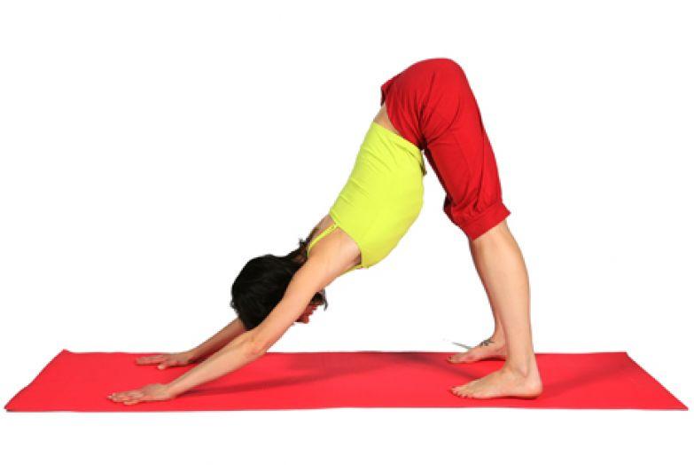 Вечерняя йога: практика перед сном