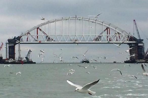 На Украине обнаружили новую проблему Крымского моста. На Украине обнаружили новую проблему Крымского моста