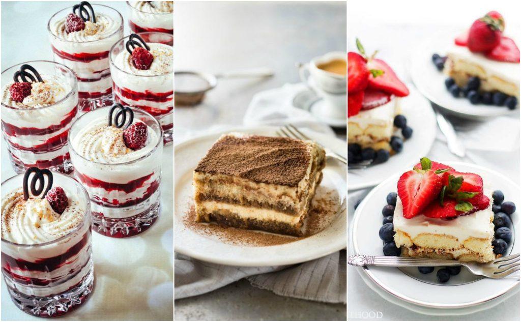 Польза и вред сыра маскарпоне, рецепты самых вкусных десертов