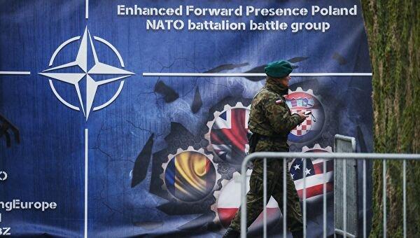 Последние трепыхания НАТО: в…