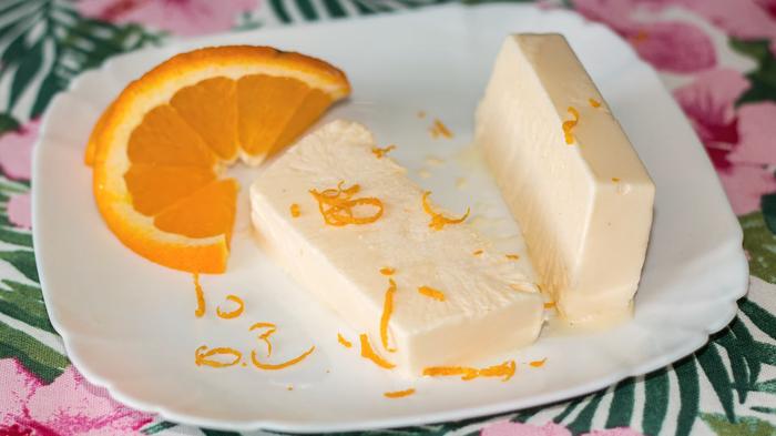 Домашнее мороженое – апельсиновое Семифредо Домашнее мороженое, Мороженое, Рецепт, Видео рецепт, Кулинария, Еда, IrinaCooking, Видео, Длиннопост