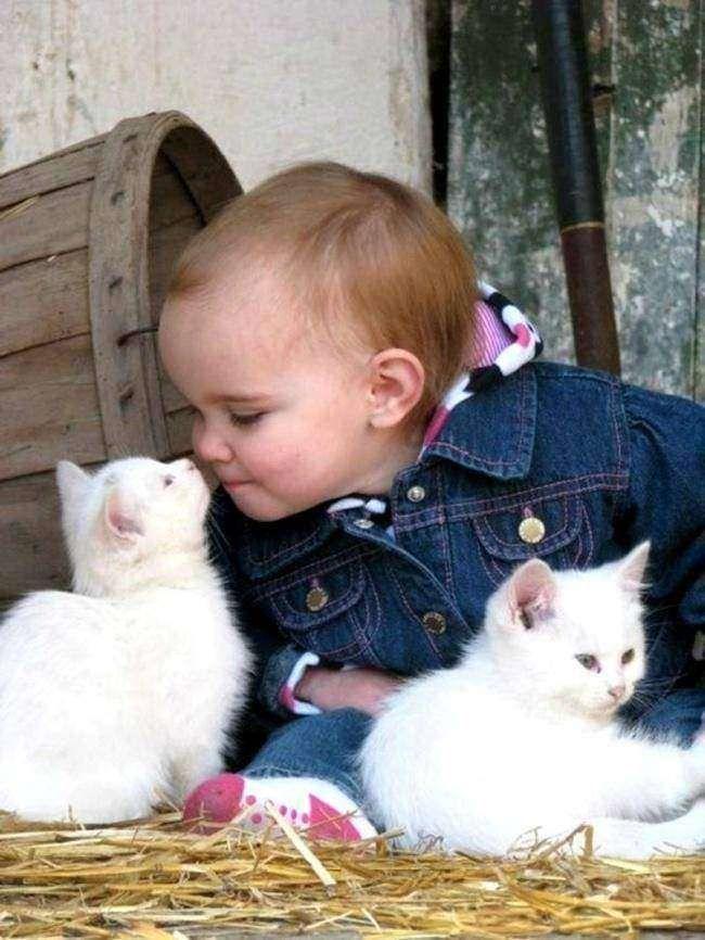30 причин, почему ребенку нужно домашнее животное