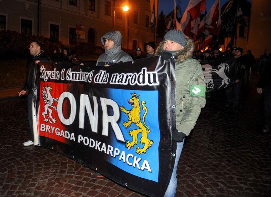 Марш орлят во Львове: Польша опасается провокаций со стороны Украины