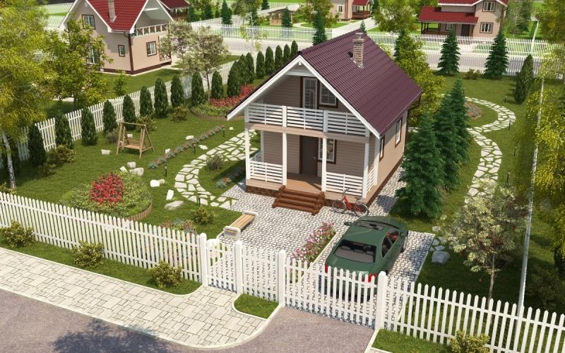 Как доказать право собственности на старый дом на земельном участке?