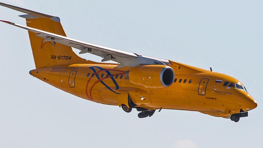 Рухнувший Ан-148 не обработали противообледенительной жидкостью перед вылетом