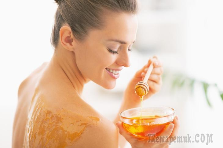 3 рецепта медовых обертываний от целлюлита