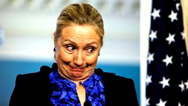 Клинтон поймали на выносе мебели из Госдепа