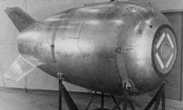 Канада стала ядерной держвой: в стране нашли потерянную более полувека назад американскую атомную бомбу