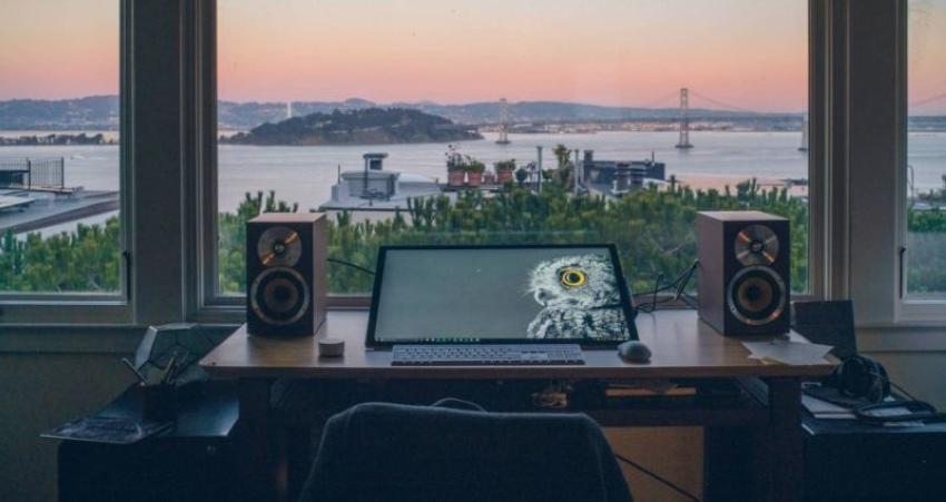 Я хочу себе такое рабочее место