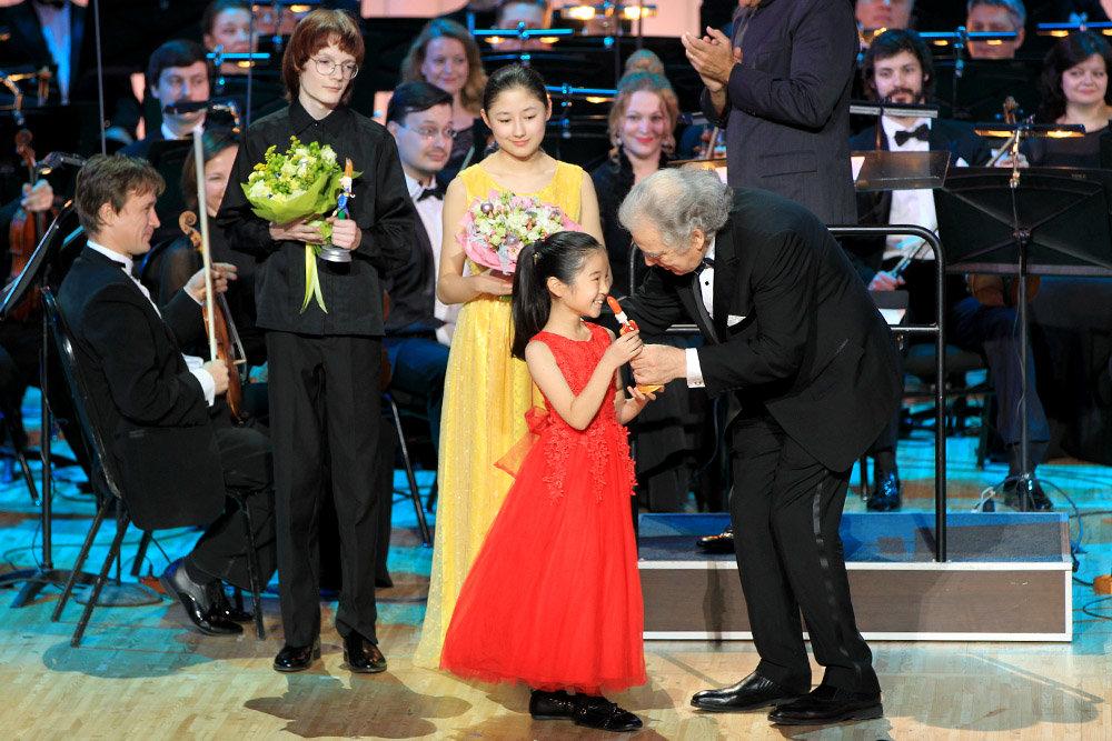 В Москве объявили результаты телевизионного конкурса юных музыкантов