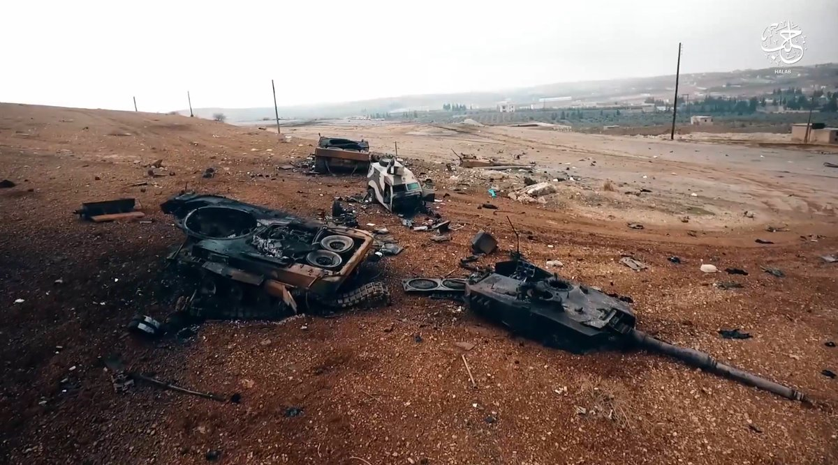 Операция турецкой армии в Сирии - анализ и выводы