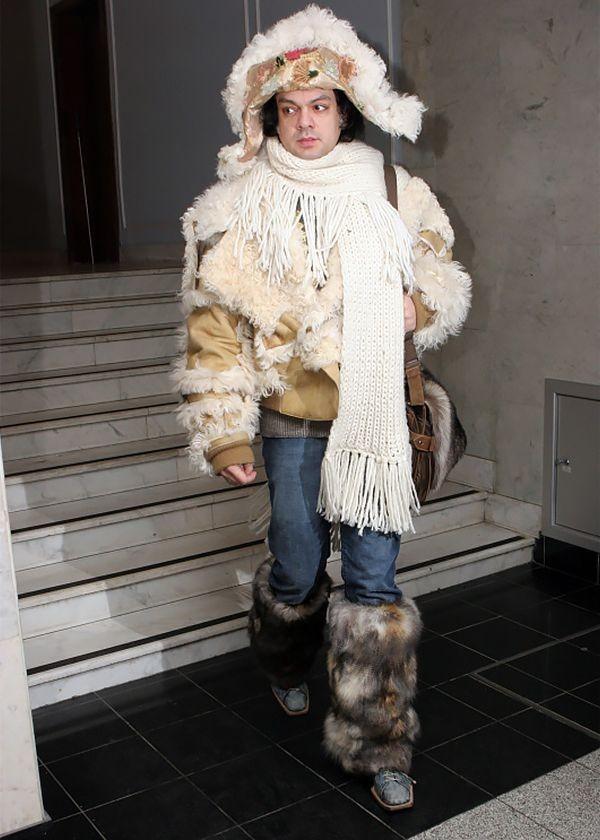 Модники 2000-х: смешные российские звёзды передают тебе ностальгический привет!
