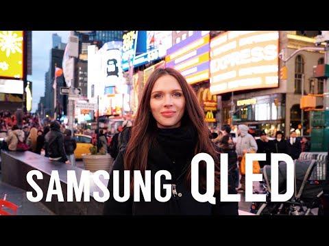 Телевизоры Samsung QLED: теперь без косяков