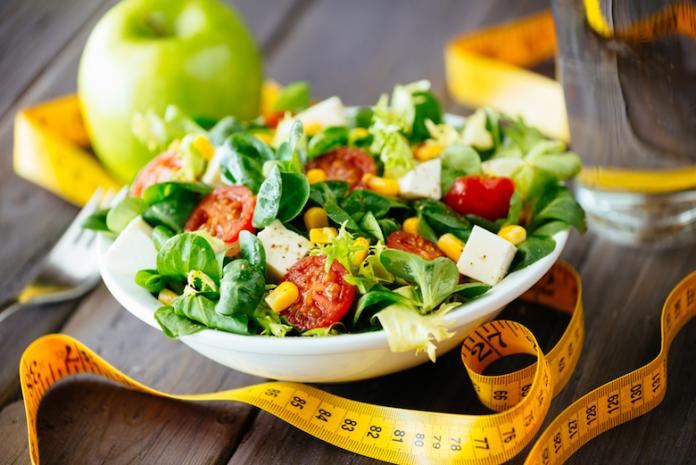 6 легких, диетических, нежных салатов на любой вкус.